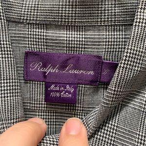 Ralph Lauren PURPLE LABEL men's large dress shirt